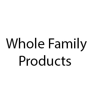 Whole Family Products Coupon Codes