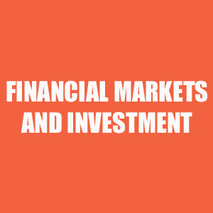 Financial Markets and Investments Coupons